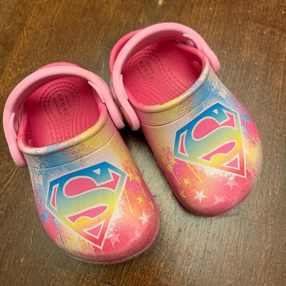 CROCS Shoes | Toddler Girls Crocs Size